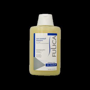 شامپو ضد شوره خشک فولیکا مناسب پوست سر خشک ۲۰۰ میلی لیتر