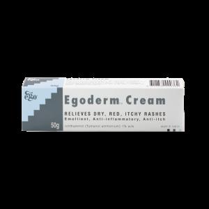 کرم ایگودرم ایگو مناسب پوست های دارای اگزما و التهابات قرمز و خشک 25 گرم