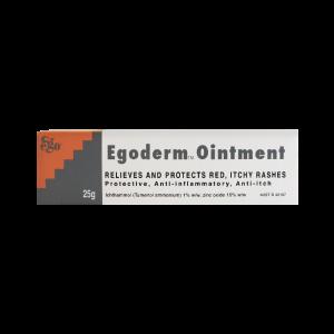پماد ایگودرم ایگو مناسب پوست های دارای التهاب و خارش ۲۵ گرم