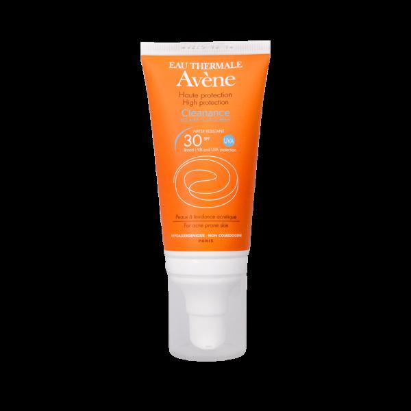امولسیون ضد آفتاب کلینانس اون SPF30 مناسب پوست های چرب و دارای جوش ۵۰ میلی لیتر