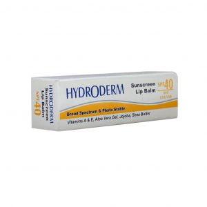 بالم لب ضد آفتاب SPF40 هیدرودرم ۴٫۵ گرم