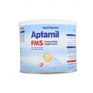 شیر خشک آپتامیل اف ام اس نوتریشیا مناسب نوزادان نارس ۲۰۰ گرم
