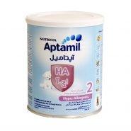شیر خشک آپتامیل اچ آ ۲ نوتریشیا از ۶ ماهگی به بعد ۴۰۰ گرم