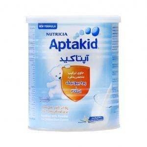 شیر خشک آپتاکید نوتریشیا مناسب کودکان بالای ۳ سال ۴۰۰ گرم