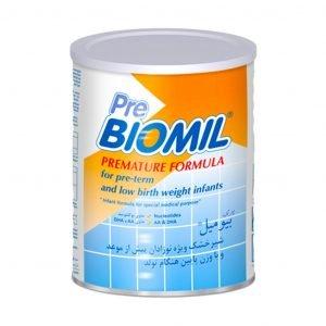شیر خشک پری بیومیل فاسبل مناسب نوزادان نارس ۴۰۰ گرم