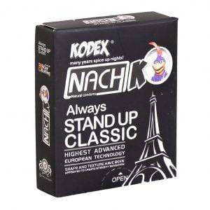 کاندوم ناچ کدکس مدل استند آپ کلاسیک