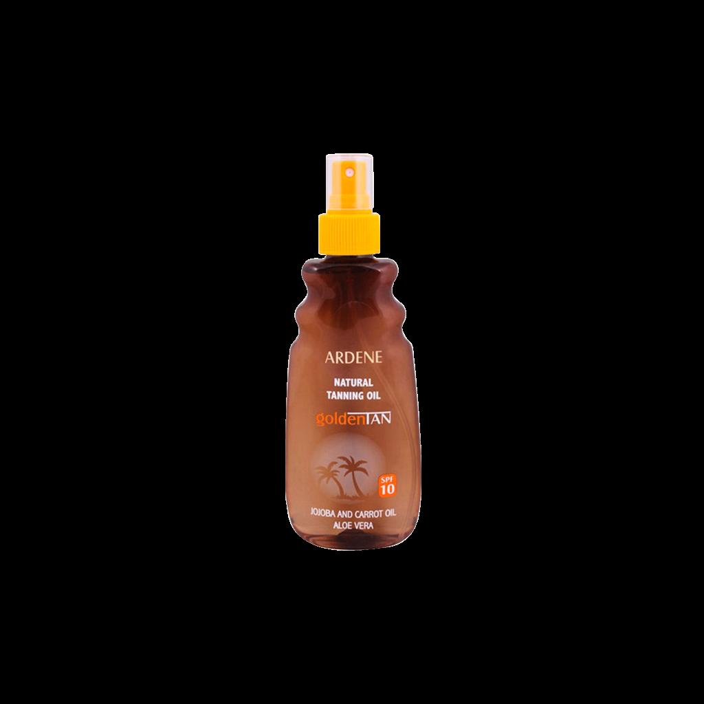 روغن آفتاب برنزه کننده آردن SPF10