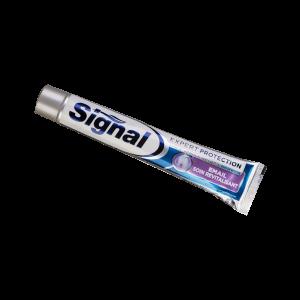 خمیر دندان محافظ مینای دندان سیگنال مدل اکسپرت پروتکشن ۷۵ میلی لیتر