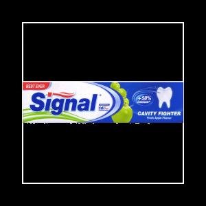 خمیر دندان ضد پوسیدگی سیگنال با طعم سیب