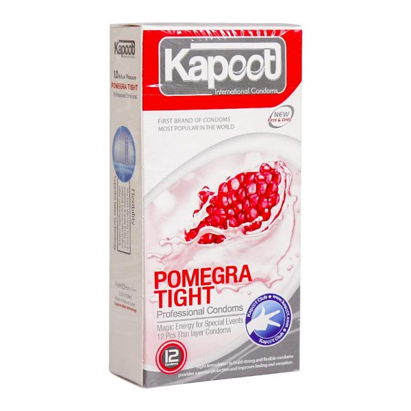 کاندوم کاپوت مدل Pomegra Tight
