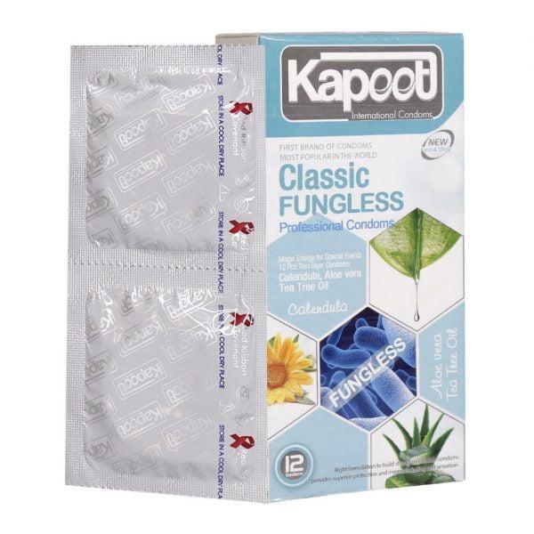 کاندوم کاپوت مدل Classic Fungless