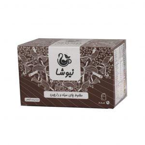 چای سیاه و دارچین