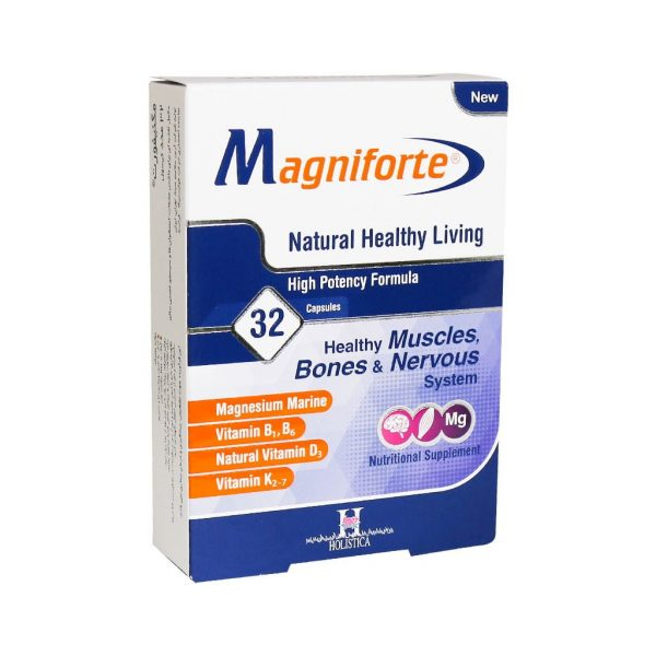 کپسول مگنیفورت هولیستیکا magniforte