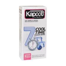 کاندوم تاخیری کاپوت مدل 7 Cool Time