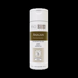شامپو تقویت کننده و ضد ریزش آناگین فیس دوکس مناسب موهای خشک و معمولی ۲۰۰ میلی لیتر