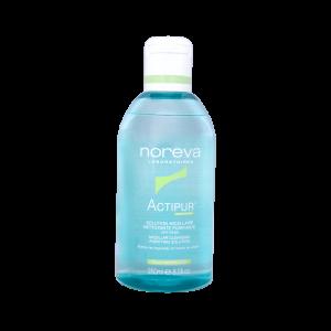 محلول پاک کننده اکتی پور نوروا مناسب پوست های چرب و دارای جوش ۲۵۰ میلی لیتر