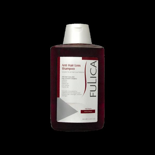 شامپو ضد ریزش فولیکا مناسب انواع مو ۲۰۰ میلی لیتر