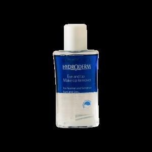 محلول پاک کننده دو فاز چشم و لب هیدرودرم ۱۱۵ میلی لیتر