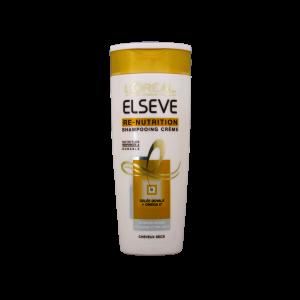 شامپو تغذیه کننده لورآل مدل ری نوتریشن مناسب موهای خشک
