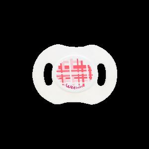 پستانک ارتودنسی در دار شماره ۲ وی بیبی مناسب کودکان ۶ تا ۱۸ماه کد ۷۸۴
