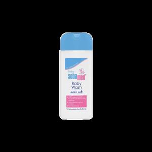 شامپو بدن کودک سبامد مناسب پوست حساس ۲۰۰ میلی لیتر