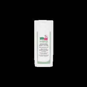 لوسیون مرطوب کننده بدن سبامد مناسب پوست های خشک و خیلی خشک ۲۰۰ میلی لیتر