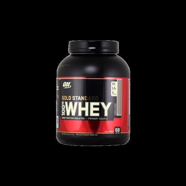 پروتئین 100% وی گلد استاندارد اپتیموم نوتریشن 2.27 کیلوگرم