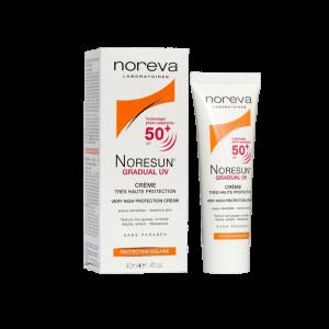 کرم ضد آفتاب نورسان نوروا SPF50