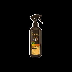 روغن برنزه کننده و ویتامینه سی گل مناسب انواع پوست ۲۵۰ میلی لیتر