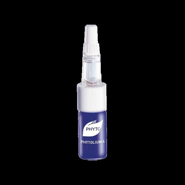 سرم فیتولیوم ۴ فیتو تقویت کننده مو مناسب آقایان ۳٫۵×۱۲ میلی لیتر