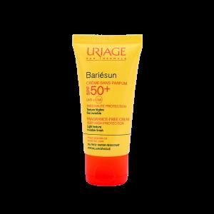 کرم ضد آفتاب بری سان فاقد عطر اوریاژ ⁺SPF50 حجم ۵۰ میلی لیتر