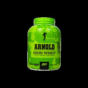 پروتئین آیرون وی آرنولد ماسل فارم ۲٫۲۷ کیلوگرم