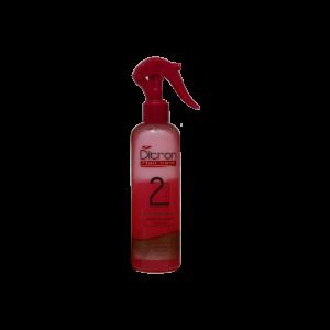 اسپری دو فاز انار دیترون مناسب موهای رنگ شده، آسیب دیده و خیلی خشک ۲۵۰ میلی لیتر
