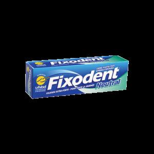 چسب دندان مصنوعی بدون طعم فیکسودنت ۴۷ گرم