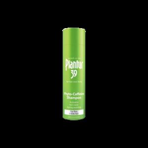 شامپو کافئین پلانتور ۳۹ مناسب انواع مو حتی موهای شکننده و نازک ۲۵۰ میلی لیتر
