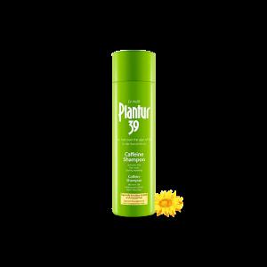 شامپو کافئین پلانتور ۳۹ مناسب موهای رنگ شده، خشک و آسیب دیده ۲۵۰ میلی لیتر