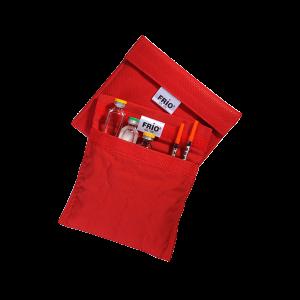 کیف نگهدارنده ویال انسولین فریو مخصوص حمل دو ویال انسولین سایز کوچک