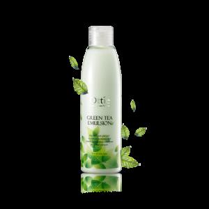 امولسیون مرطوب کننده چای سبز اوتی مناسب پوست های چرب و دارای جوش ۲۰۰ میلی لیتر