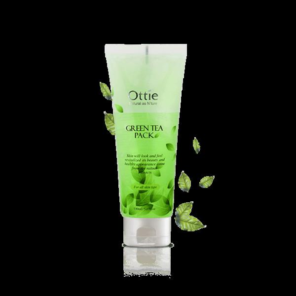 ماسک چای سبز اوتی مناسب پوست های چرب و دارای جوش ۱۵۰ میلی لیتر