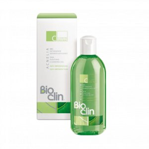 ژل شستشوی ضد جوش سی بیوکلین مناسب پوست های چرب و دارای آکنه ۲۰۰ میلی لیتر