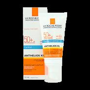 کرم ضدآفتاب بدون عطر لاروش پوزای مدل آنتلیوس کامفورت +SPF50 مناسب پوست های معمولی، خشک و حساس ۵۰ میلی لیتر