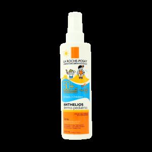 اسپری ضد آفتاب کودکان آنتلیوس لاروش پوزای +SPF50 حجم ۲۰۰ میلی لیتر