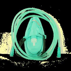 ماسک اکسیژن کیفیت پژوهان خاتم