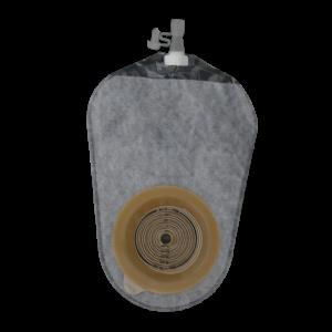 کیسه یوروستومی یک تکه شیردار کلوپلاست کد ۵۵۸۵