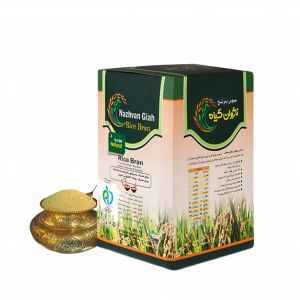 سبوس برنج ناژوان گیاه ۹۵۰ گرم