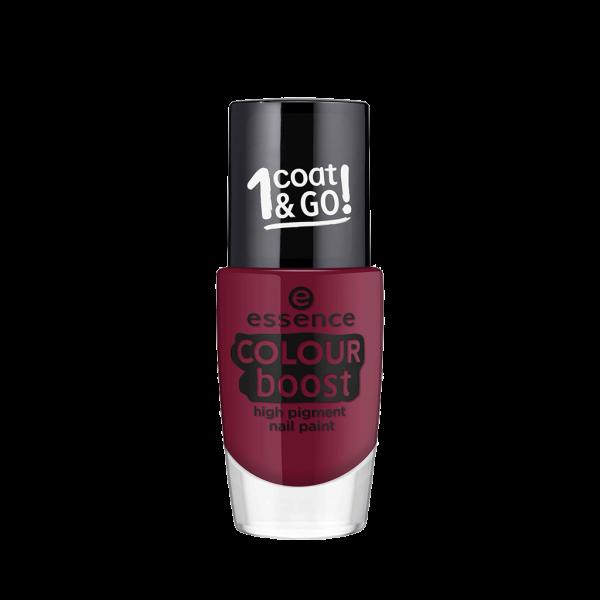 لاک ناخن اسنس شماره ۰۹ مدل Colour boost