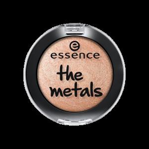 سایه چشم متالیک اسنس شماره ۰۱ مدل The Metals