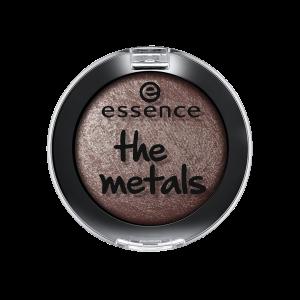 سایه چشم متالیک اسنس شماره ۰۳ مدل The Metals