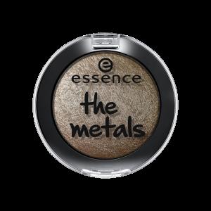 سایه چشم متالیک اسنس شماره ۰۹ مدل The Metals