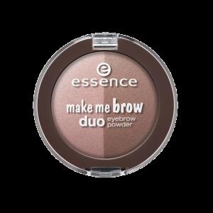 سایه ابرو دوتایی اسنس شماره ۰۱ مدل Make Me Brow